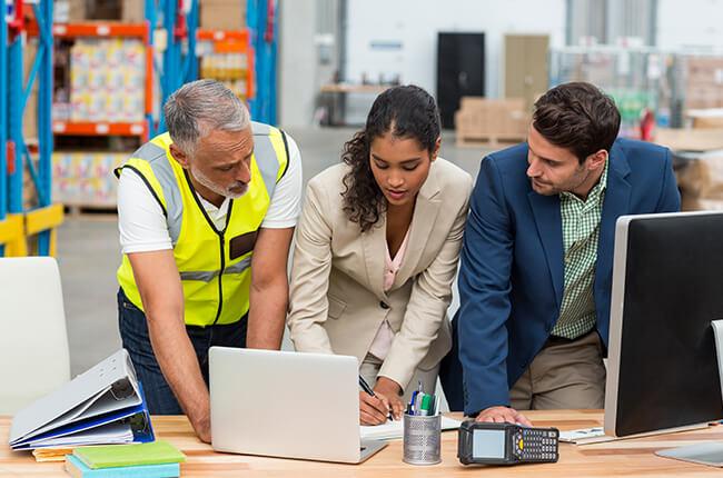 Logistics & Industrial Environments