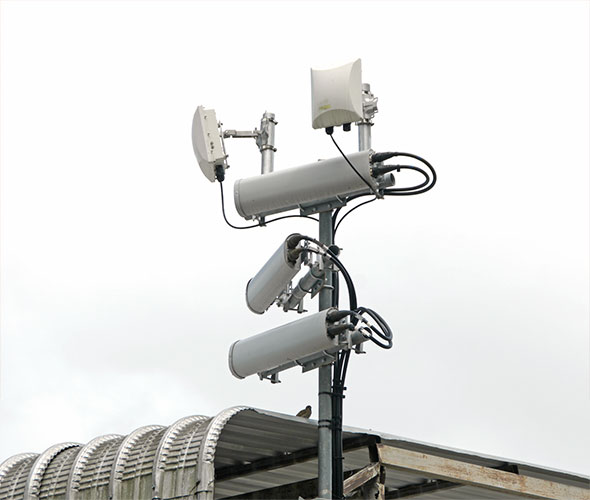 Bi-Directional Amplifier/ Repeater Systems (Signal Boosters)
